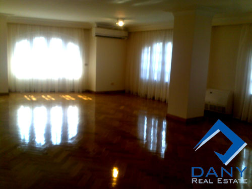 Residential Apartment For Rent Semi Furnished in Maadi Sarayat Great Cairo Egypt