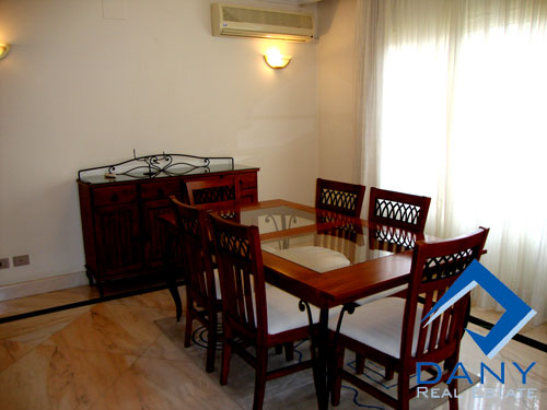 Residential Apartment For Rent Furnished in Maadi Great Cairo Egypt
