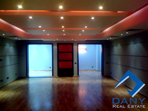Residential Duplex For Rent Furnished in Katameya Heights Great Cairo Egypt