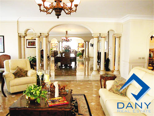 Residential Apartment For Sale in Maadi Sarayat Great Cairo Egypt