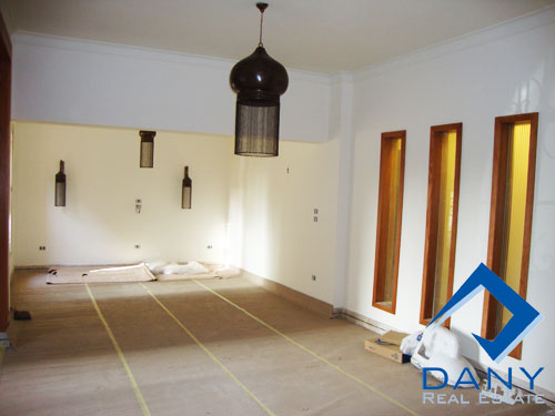 Residential Apartment For Rent Semi Furnished in Maadi Digla Great Cairo Egypt