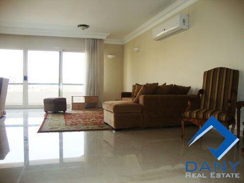 Residential Apartment For Rent Furnished in Maadi Old Great Cairo Egypt