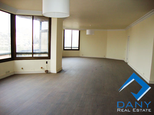 Residential Apartment For Rent Semi Furnished in Maadi Old Cairo Egypt
