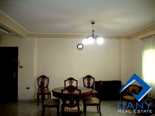 Residential Apartment For Rent Furnished in Maadi Digla Cairo Egypt