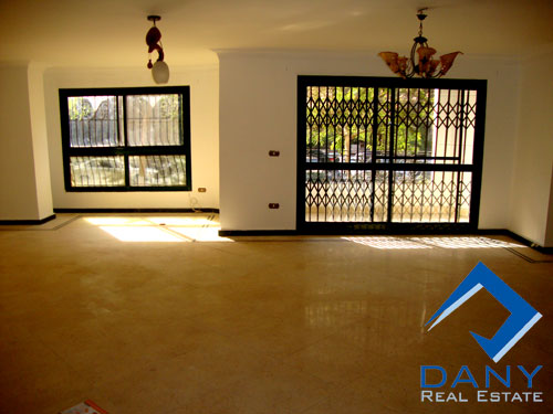 Residential Apartment For Rent Semi Furnished in Maadi Great Cairo Egypt