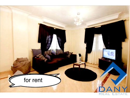 Residential Apartment For Rent Furnished in New Cairo - Katameya Cairo Egypt