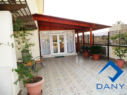 Dany Real Estate :: Residential Penthouse in Maadi Digla