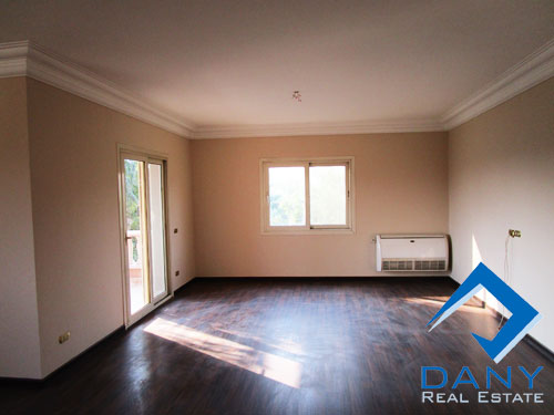 Residential Apartment For Rent Semi Furnished in West Golf Great Cairo Egypt