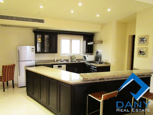 Residential Apartment For Rent Furnished in Shewayfat Great Cairo Egypt