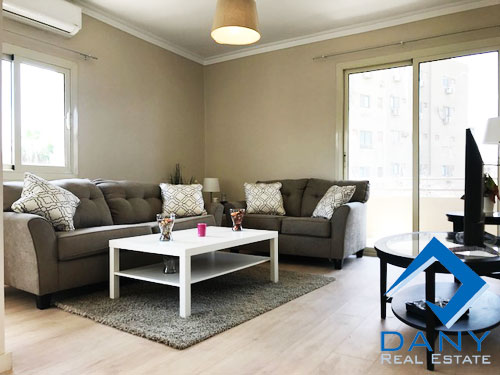 Residential Apartment For Rent Furnished in Maadi Digla Great Cairo Egypt