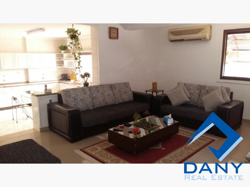 Residential Apartment For Rent Furnished in New Maadi - Great Cairo - Egypt