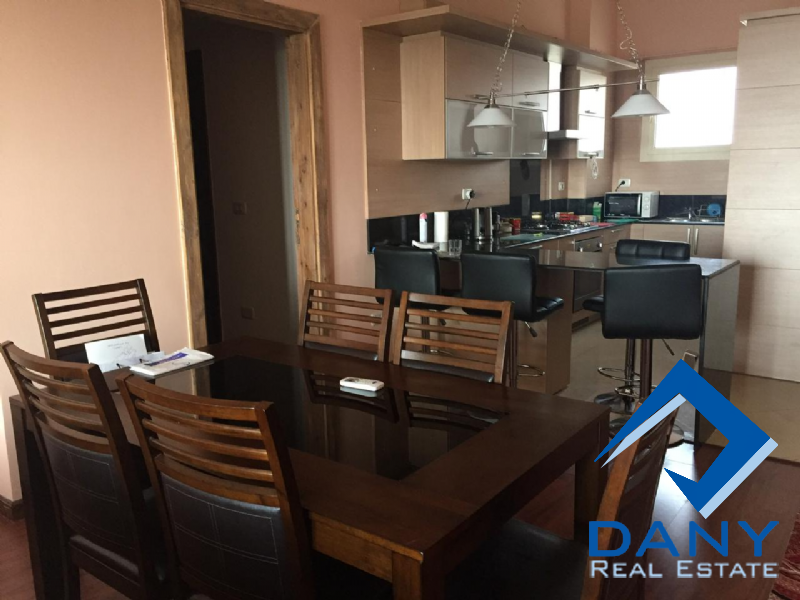 Residential Apartment For Rent Furnished in Katameya Heights Great Cairo Egypt