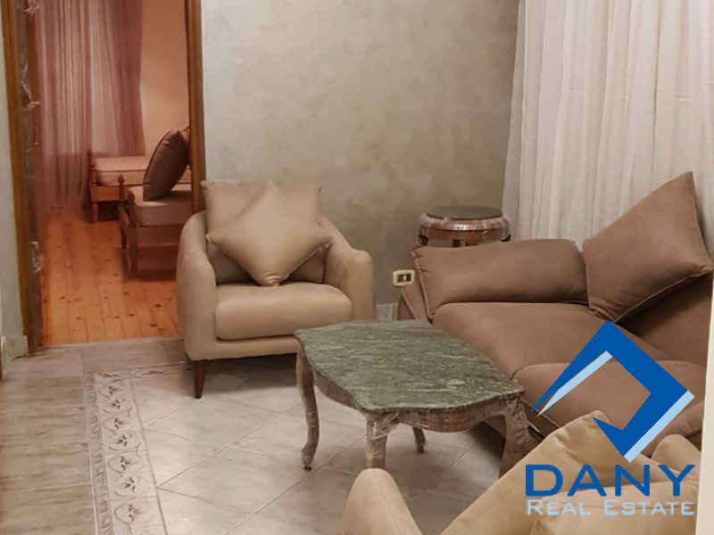 Residential Apartment For Rent Furnished in Maadi Cornish - Great Cairo - Egypt