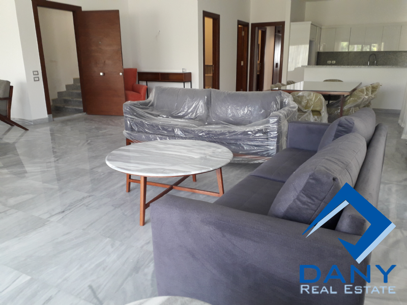 Residential Apartment For Rent Furnished in West Golf - Great Cairo - Egypt