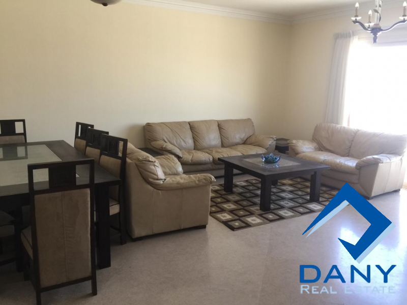 Residential Apartment For Rent Furnished in El Gezira Great Cairo Egypt