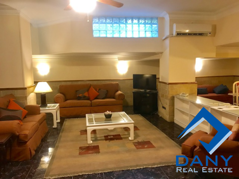 Residential Duplex For Rent Furnished in Maadi Sarayat Great Cairo Egypt