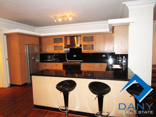 Dany Real Estate :: Residential Ground Floor Apartment in Katameya Heights