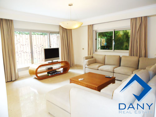 Dany Real Estate :: Residential Ground Floor Apartment in Maadi Old