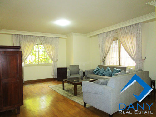 Dany Real Estate :: Residential Ground Floor Apartment in Maadi Digla
