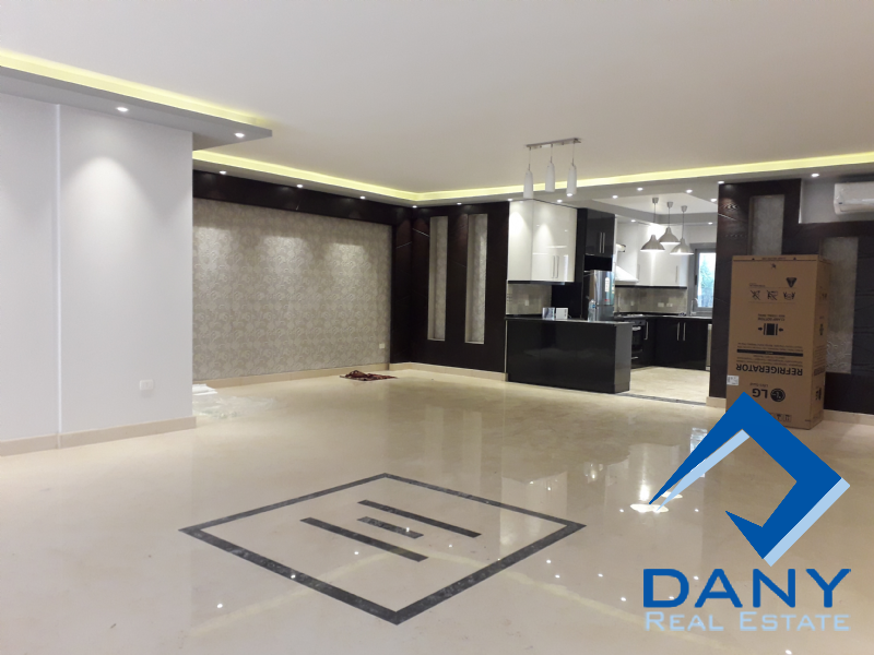Residential Ground Floor Apartment For Rent Semi Furnished in Dunes - Great Cairo - Egypt