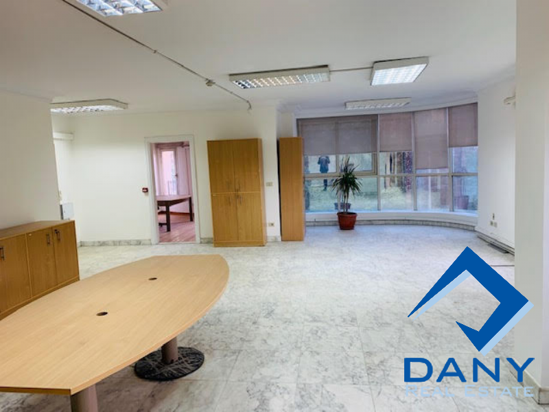 Commercial Offices For Rent Furnished in Maadi Sarayat Great Cairo Egypt