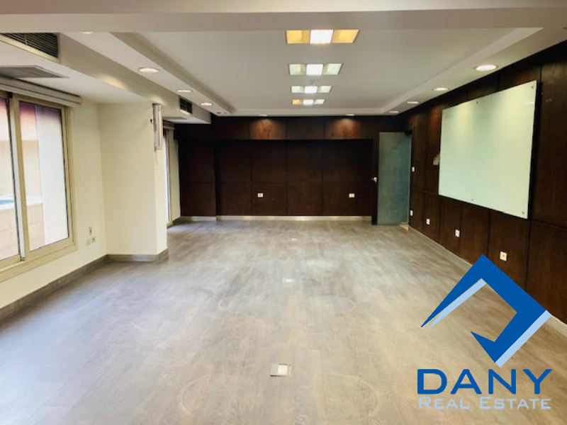 Commercial Offices For Rent Furnished in Maadi Sarayat - Great Cairo - Egypt