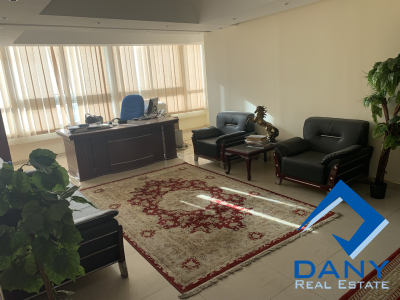 Commercial Offices For Rent Furnished in Maadi Cornish Great Cairo Egypt