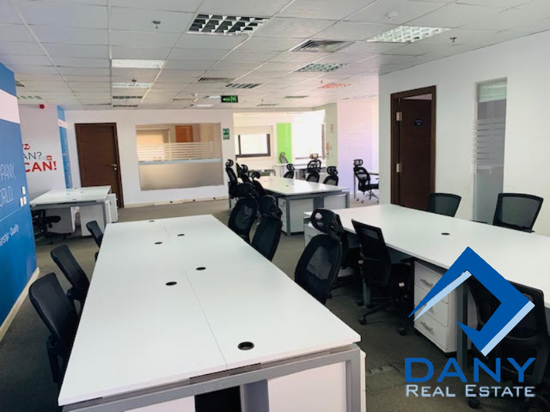 Commercial Offices For Rent Furnished in New Cairo - Katameya Great Cairo Egypt