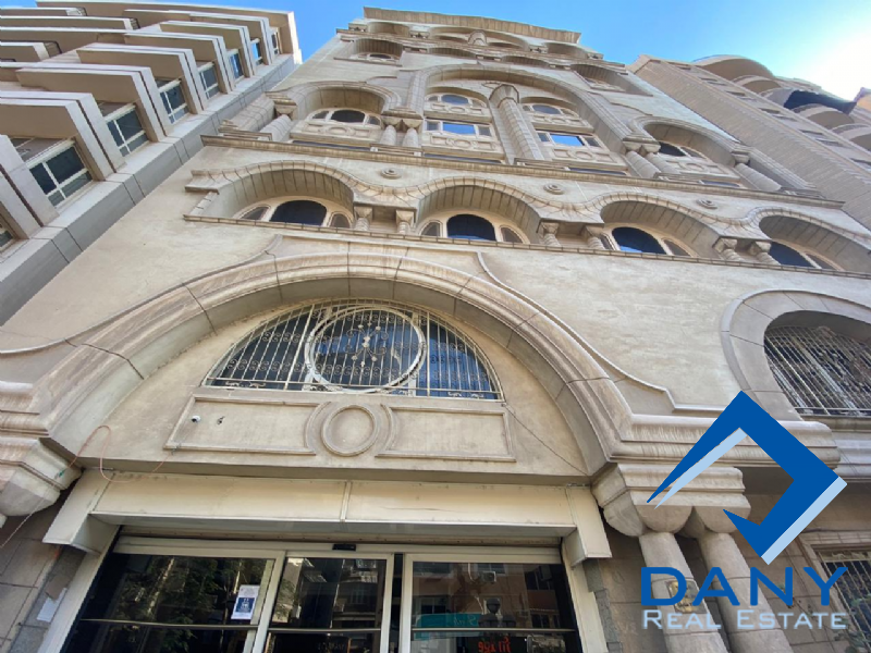 Commercial Offices For Rent Semi Furnished in Maadi Digla - Great Cairo - Egypt