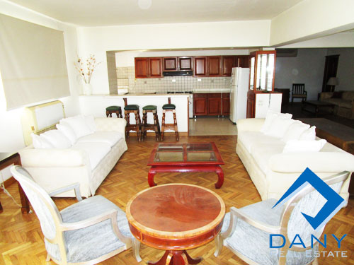 Dany Real Estate :: Residential Penthouse in Maadi Old