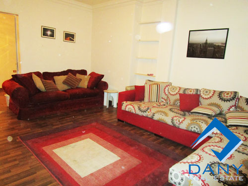 Residential Penthouse For Rent Furnished in New Maadi Great Cairo Egypt