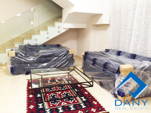Residential Penthouse For Rent Furnished in New Cairo - Katameya Great Cairo Egypt