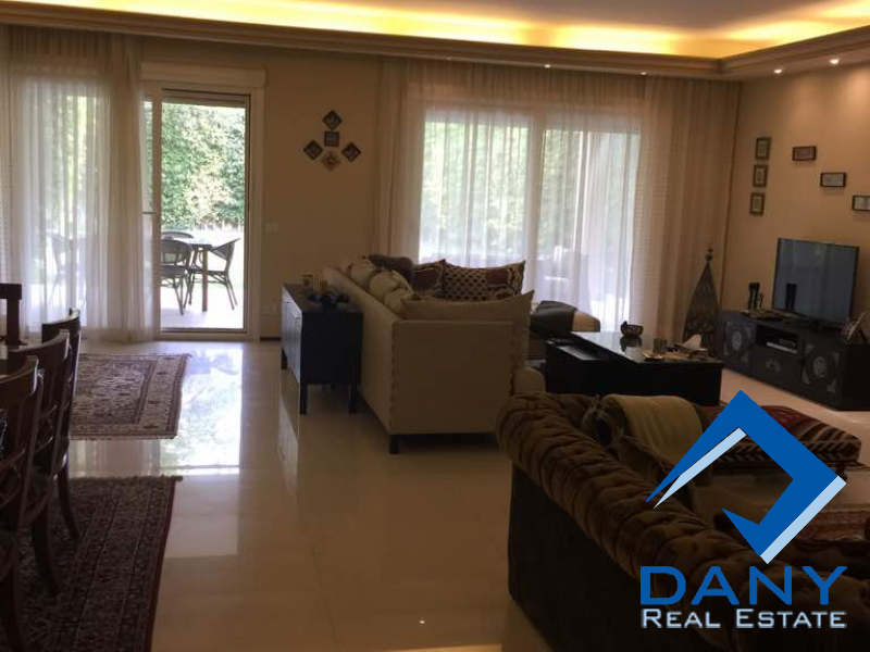 Residential Penthouse For Rent Furnished in El Gezira Great Cairo Egypt