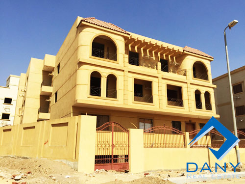Residential Duplex For Sale in Al Sheikh Zayed Great Cairo Egypt