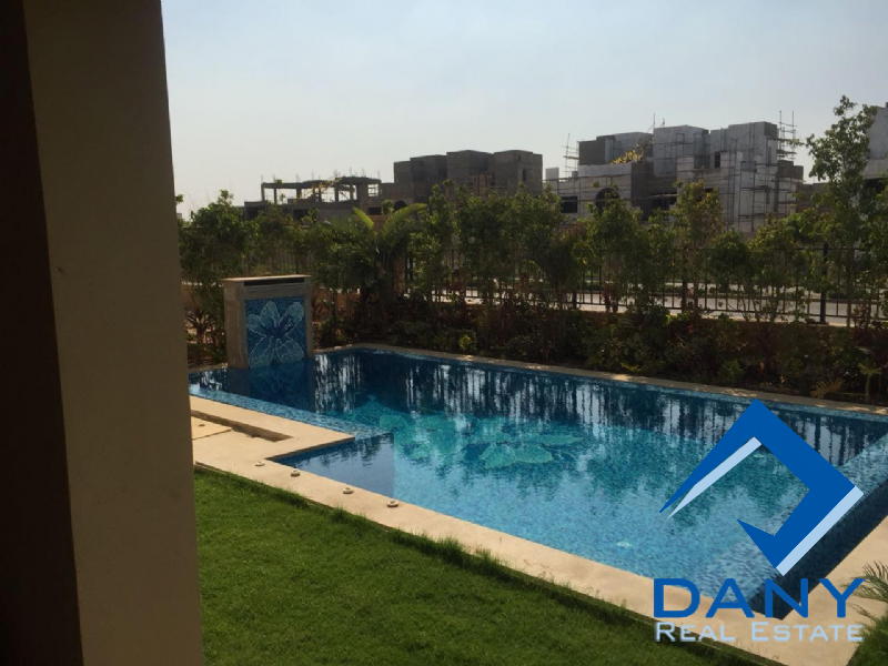 Residential Villa For Rent Semi Furnished in New Cairo - Katameya Great Cairo Egypt