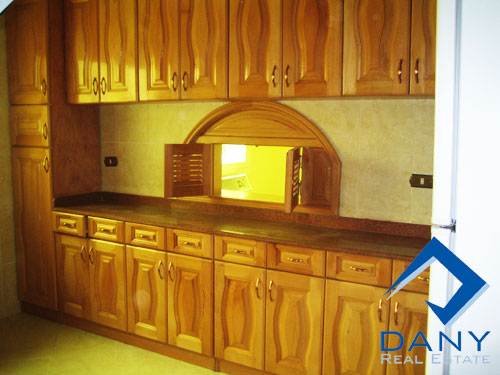 Residential Apartment For Rent Semi Furnished in Zahraa El Maadi Great Cairo Egypt