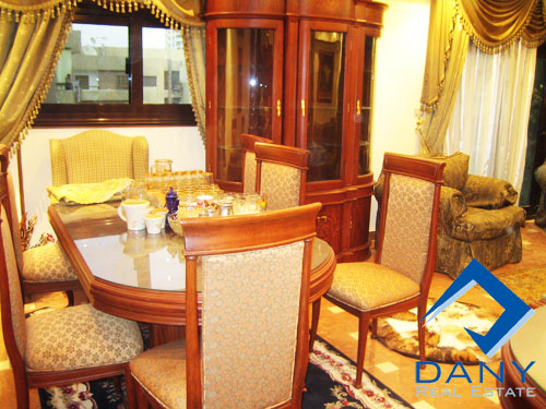 Residential Apartment For Rent Furnished in Zahraa El Maadi Great Cairo Egypt