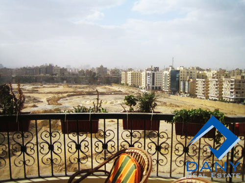 Residential Apartment For Rent Furnished in New Maadi Great Cairo Egypt