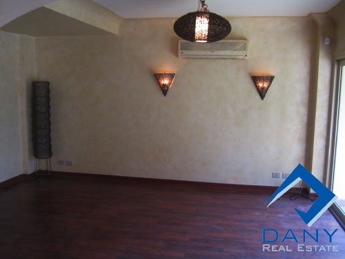 Residential Duplex For Rent Semi Furnished in Maadi Sarayat Great Cairo Egypt