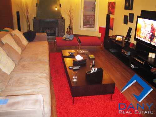 Residential Penthouse For Rent Furnished in Katameya Heights Great Cairo Egypt