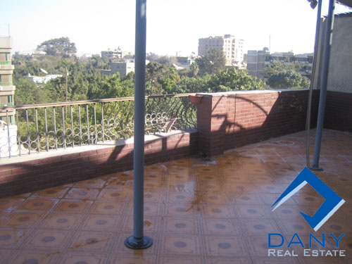 Residential Penthouse For Sale in Maadi Sarayat Great Cairo Egypt