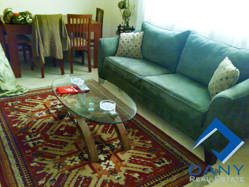 Residential studio For Rent Furnished in Maadi Sarayat Great Cairo Egypt