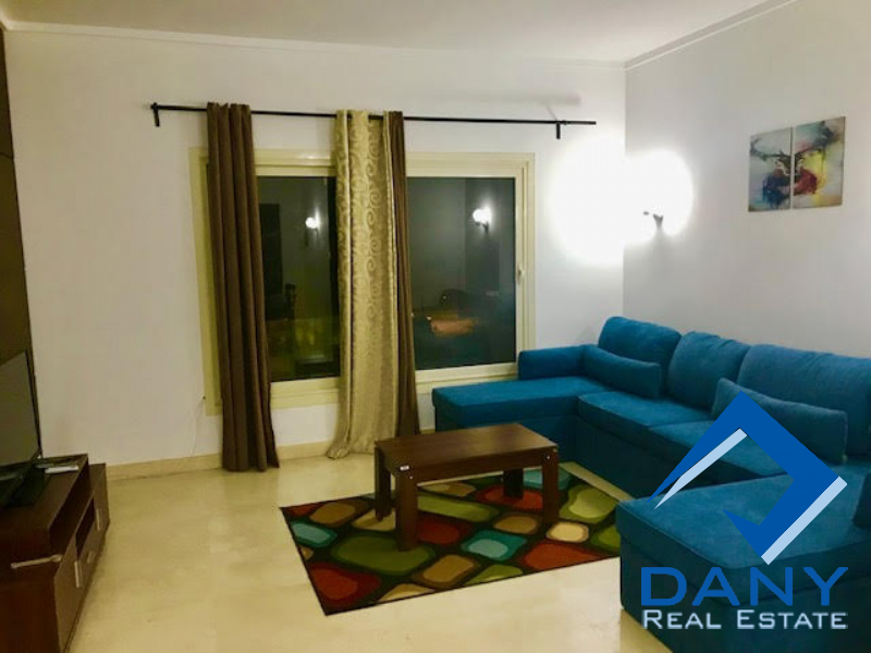 Residential studio For Rent Furnished in New Cairo - Katameya - Great Cairo - Egypt