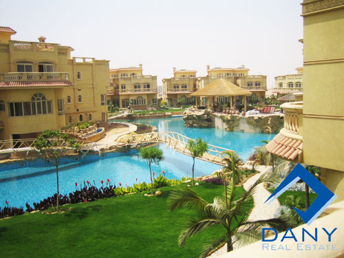 Residential Villa For Rent Furnished in El Safwa Great Cairo Egypt