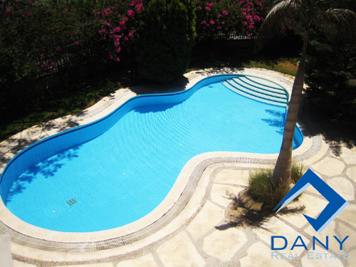 Residential Villa For Rent Furnished in Katameya Heights Great Cairo Egypt
